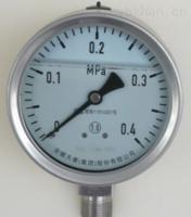 安徽天康不锈钢耐震压力表 YN-103B M20×1.5