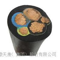 245IEC57//YZW300/500V安徽天康国标橡套电缆 安徽天康橡套电缆