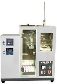 石油產品減壓餾程測定器
