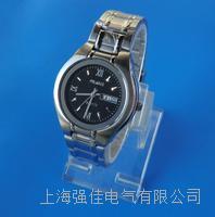 ASG-H手表式近電報警器 手表驗電器 黑面帶日歷手表 ASG-H