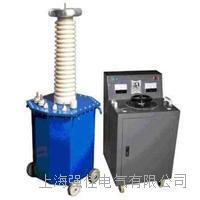供應SSB-3KVA/50KV試驗變壓器 25KVA/100KV