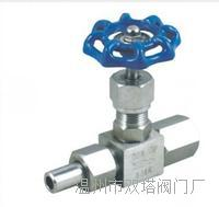 焊接式压力表针型阀
