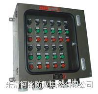 防爆控制柱按鈕盒