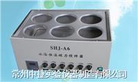 常州乐芭视频app下载官网SHJ-A6水浴恒溫磁力攪拌器 SHJ-A6(HH-6)