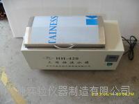 江蘇常州乐芭视频下载廠家直銷控溫恒溫型HH-420水浴箱 HH-420