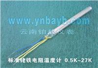 标准铑铁电阻温度计 WZR-001