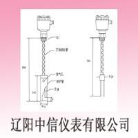 音叉料位計物位限位開關接線圖 LS-YC-T-1-800