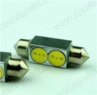 大功率雙尖LED牌照燈 F10-36-2W