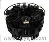 臺灣唐瑩STEKI空壓碟式氣動離合器 DBKF250 DBKF350