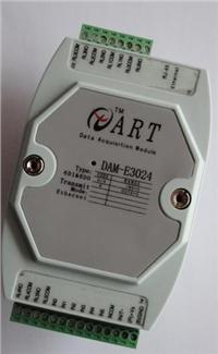 DAM-E3024-數字量輸入模塊以太網模塊