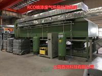 VOC廢氣環保處理系統