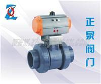 RPP气动球阀 Q661F-10S