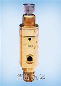 微型塞头式调压阀 MBR-1C