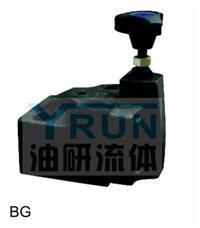 YRUN油研 YUKEN油研 SBG-06-V-L-40 SBG-03-V-L-40 溢流閥  SBG-06-V-L-40 SBG-03-V-L-40