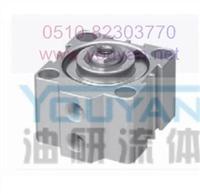 YOUYAN薄型氣缸 SDA80-35 SDA80-40 SDA80-25 SDA80-30  油研薄型氣缸  SDA80-35 SDA80-40 SDA80-25 SDA80-30