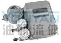 閥門定位器 EP-2111 EP-2112 EP-2121 EP-2122 油研電氣閥門定位器 YOUYAN電氣閥門定位器  EP-2111 EP-2112 EP-2121 EP-2122