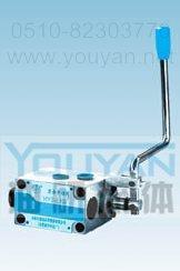 復合手動閥 HYS-L10/80 HYS-L10/120 油研復合手動閥 YOUYAN復合手動閥  HYS-L10/80 HYS-L10/120