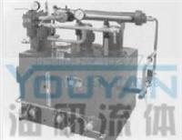 單線-多區式油氣潤滑系統 單線-多區式油氣潤滑系統