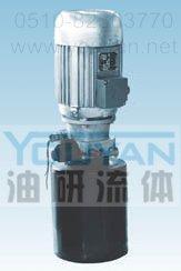 液壓動力單元 DLY-1.1AC1 DLY-1.1AC2 DLY-1.1DC 油研液壓動力單元 YOUYAN液壓動力單元  DLY-1.1AC1 DLY-1.1AC2 DLY-1.1DC