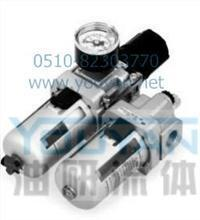 二聯件 自動排水型 AC40A-02D AC40A-03D AC40A-04D 油研二聯件 YOUYAN二聯件 AC40A-02D AC40A-03D AC40A-04D