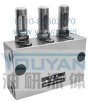 雙線分配器 KS-61 KS-62 KS-62-1 油研雙線分配器 YOUYAN雙線分配器  KS-61 KS-62 KS-62-1