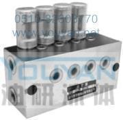 SSPQ-P雙線分配器 ※SSPQ※-P0.5 ※SSPQ※-P1.5 ※SSPQ※-P3.0 油研雙線分配器 YOUYAN雙線分配器 生產廠家油研雙線分配器 ※SSPQ※-P0.5 ※SSPQ※-P1.5 ※SSPQ※-P3.0
