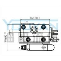 BLV-5SDN20/10-21,整體式下車多路閥 BLV-5SDN20/10-21