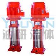 XBD5.7/25-100L,XBD7.6/25-100L,XBD9.5/25-100L,XBD11.4/25-100L,XBD-L(I)型立式多級消防泵 XBD5.7/25-100L,XBD7.6/25-100L,XBD9.5/25-100L,XBD11