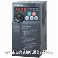 三菱变频器 FR-A740-0.4K-CHT, FR-A740-0.75K-CHT,FR-A740-1.5K-C