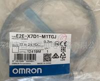 欧姆龙传感器 E2E-X7D1-M1TGJ 0.3M XS5W-D421-E81-F