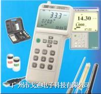 TES-1381 電導度/pH酸堿度檢測儀