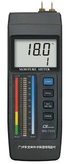臺灣路昌/混凝土水分測試儀MS-7003 木材水分計