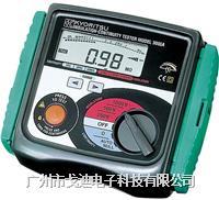 日本共立 絕緣電力檢測儀MODEL-3005A/MODEL-3007A 絕緣電阻測試儀