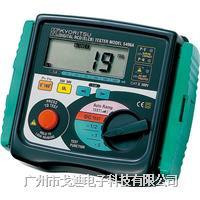 日本共立 短路測試儀MODEL-5406A 漏電開關測試儀
