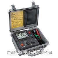 日本共立|數字兆歐表KEW-3128 絕緣電阻測試儀