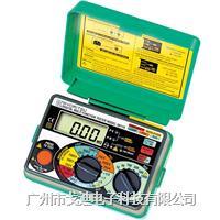 日本共立 回路阻抗檢測儀MODEL-6011A 多功能電力測試儀