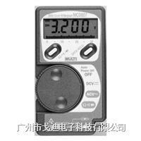日本萬用 掌上型萬用電表MCD-008 迷你型萬用表