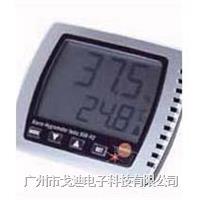 德國德圖|大屏幕溫濕度儀testo-608-H2 溫濕度表