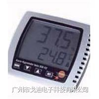 德國德圖|壁掛式溫濕度表testo-608-H1 桌面溫濕度計