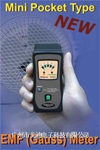 臺灣泰瑪斯 低頻電磁場分析儀TM-760 迷你型電磁波輻射檢測儀