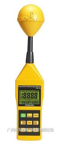 臺灣泰瑪斯|三軸電磁場檢測儀TM-196 高頻電磁波污染強度計