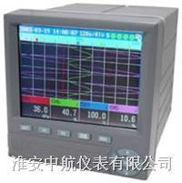 彩色無紙記錄儀 SWP-TSR 智能化 TFT