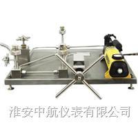 臺式壓力源(水壓源) ZH-YFT-60A