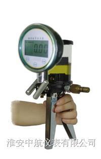 手持壓力泵手動液體壓力源 ZH-YFY-25