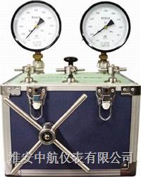 ZH-7620B箱式手動壓力源