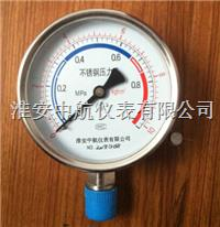 不銹鋼壓力表標準 ZH