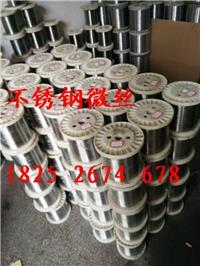 江蘇興化戴南佳孚不銹鋼微型絲 直徑0.13毫米