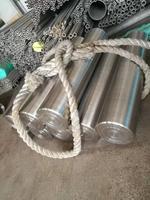 防撞结实圆柱形不锈钢立柱