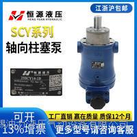轴向柱塞泵 25SYC14-1B