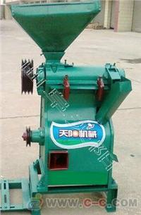天阳辊式稻谷脱皮碾米机